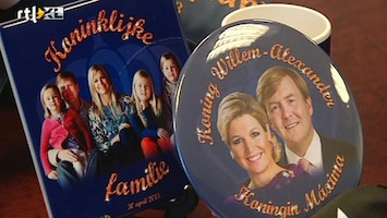 RTL Nieuws Commercie rond troonswisseling komt op stoom