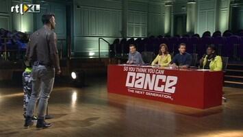 So You Think You Can Dance - The Next Generation - Een Nieuw Jurylid!