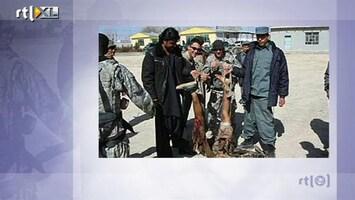 RTL Nieuws Rel in VS om schokkende foto's uit Afghanistan