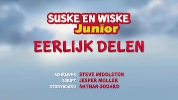 Suske En Wiske Junior Eerlijk delen