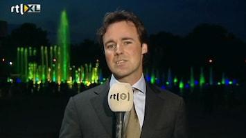 RTL Nieuws 'Spreken over failliete Grieken ligt gevoelig'