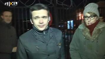 RTL Nieuws Dagje oppositie in Rusland loopt met sisser af