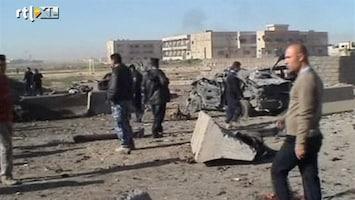 RTL Nieuws Doden bij aanslagen Irak
