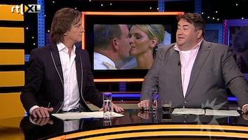 RTL Boulevard Derde huwelijk voor Albert en Charlene?