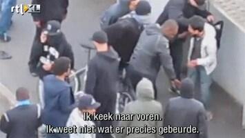RTL Nieuws Beroofde student doet zijn verhaal