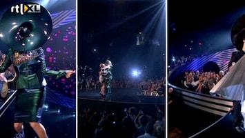 RTL Nieuws Lady Gaga grote winnaar MTV Europe Awards