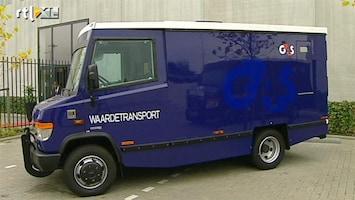RTL Transportwereld Nieuwe geldauto's voor G4S