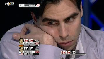 Rtl Poker: European Poker Tour - Uitzending van 31-07-2011