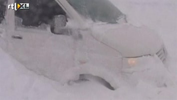 RTL Nieuws Oekraïne zucht onder meters sneeuw