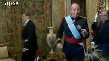 RTL Boulevard Ongelukkige Koning Juan Carlos