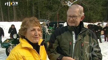 RTL Boulevard Pieter en Margriet 45 jaar getrouwd
