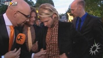 RTL Boulevard Maik de Boer wil ondergoed Thijs Römer