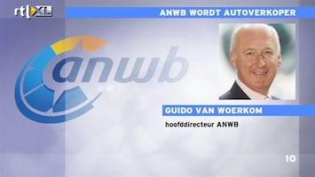 RTL Nieuws ANWB wordt autoverkoper