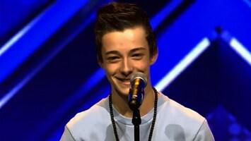 X Factor - 'sexy' Daan Van Dreumel Uit Bemmel