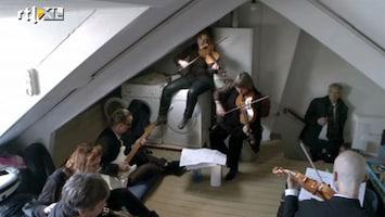RTL Boulevard Metropole Orkest geeft huiskamerconcerten