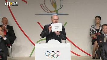RTL Nieuws Bach nieuwe baas IOC