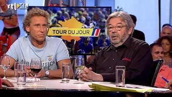 Rtl 7 Tour Du Jour - 'topsport Is Klote'