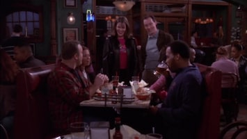 The King Of Queens Wedding presence