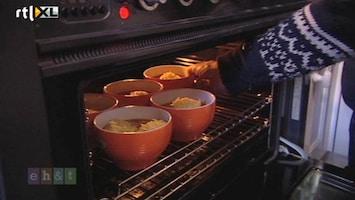 Eigen Huis & Tuin Tomaten-crèmesoep au gratin