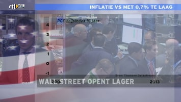 Rtl Z Opening Wall Street - Afl. 107