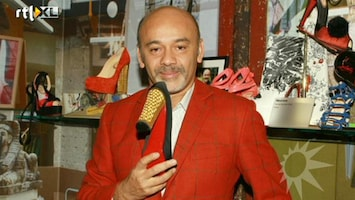 RTL Boulevard Louboutin en de rode zool rechtszaak