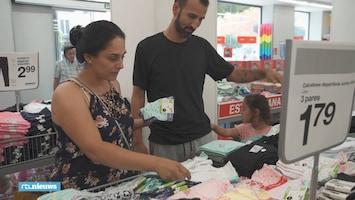 Nederlandse Zeeman Hema C&A winkelen goedkoop winkels Spanje