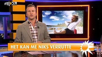 RTL Boulevard Rutte kan even bijkomen