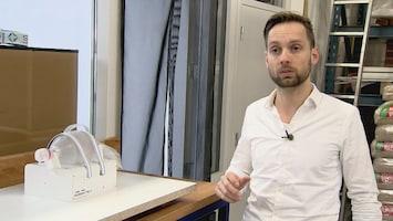 Limburgse uitvinding oplossing voor tekort beademingsapparaten