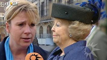 RTL Boulevard Marieke de Vries naar China