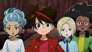 Bakugan Battle Planet - Afl. 31
