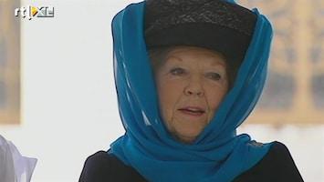 RTL Nieuws PVV stelt kamervragen over sluier koningin