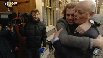 RTL Nieuws Afscheid van ministers kabinet-Rutte 1
