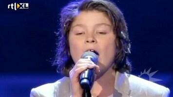 RTL Boulevard Marco Borsato blundert bij The Voice Kids