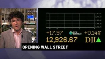 Rtl Z Opening Wall Street - Afl. 143
