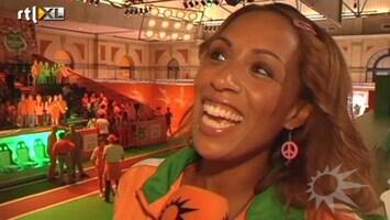 RTL Boulevard Glennis Grace over de liefde
