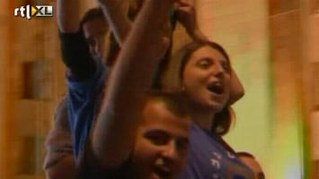 RTL Nieuws Saakasjvili erkent nederlaag