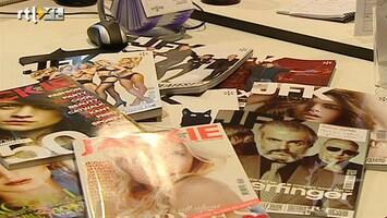 RTL Boulevard Tijdschriftenteloorgang