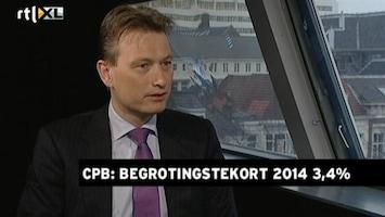 RTL Nieuws VVD ziet het begin van economisch herstel