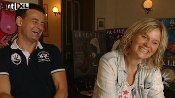 RTL Boulevard Wilfred Genee met zus Nikki