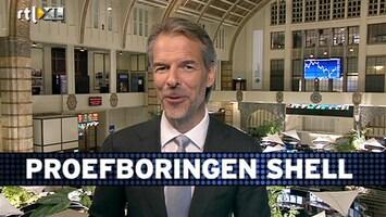 RTL Z Voorbeurs Doorgaan proefboringen Noordpool heel belangrijk voor Shell