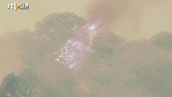RTL Nieuws Enorme natuurbrand in Arizona