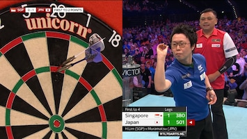 RTL 7 Darts: World Cup Of Darts Afl. 3