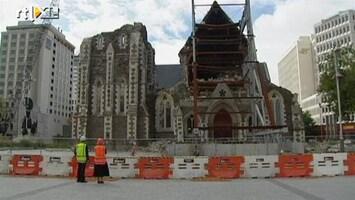 RTL Nieuws Christchurch sloopt monumentale kerk