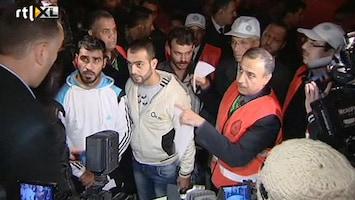RTL Nieuws Syrië laat demonstranten vrij
