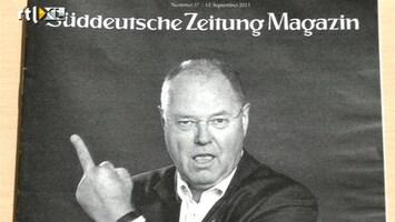RTL Nieuws Stand van vingers bepalend in Duitse verkiezingen?