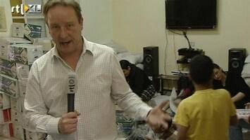RTL Nieuws Distributie hulp in Damascus verloopt moeizaam