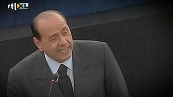 RTL Nieuws De foute humor van Berlusconi