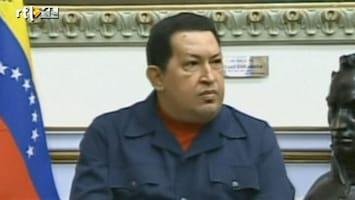 RTL Nieuws Chavez erg somber over eigen gezondheid
