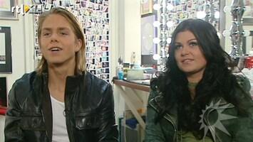 RTL Boulevard Roxeanne en Dre Hazes duo-interview