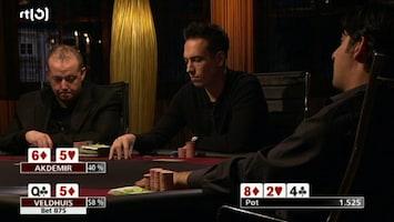 Rtl Poker: European Poker Tour - Uitzending van 25-03-2011